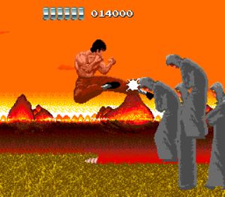 [Hudson] China Warrior/The Kung Fu Cw10