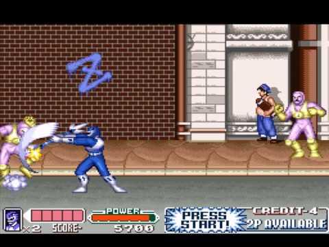 [Natsume] Mighty Morphin Power Rangers Mmprtm10