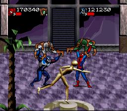 [Software Creations] Spider-Man & Venom Sepanx10