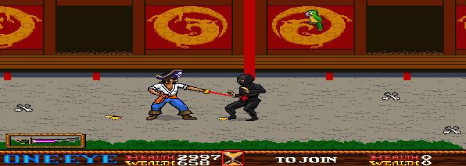 [Atari Games/Midway] Skull & Crossbones Skullx10
