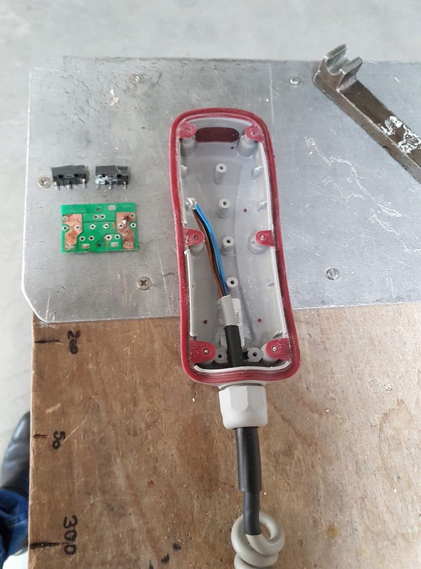 GUINDEAU - reparation telecommande de guindeau Quick Teleco12