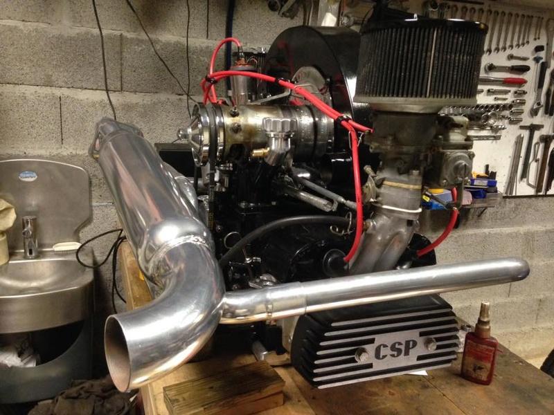 Un nouveau moteur... - Page 6 Fini110