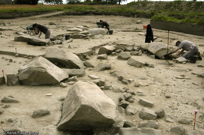 [Archéologie] Les mégalithes du Morbihan 670x5110