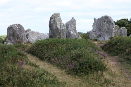 [Archéologie] Les mégalithes du Morbihan Carnac12