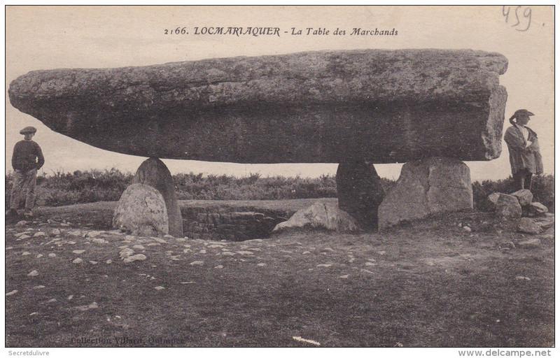 [Archéologie] Les mégalithes du Morbihan Table_10