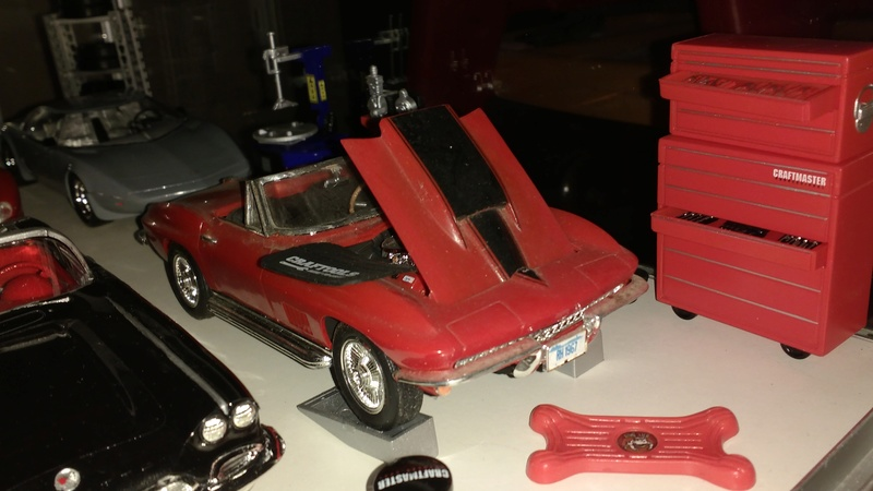 corvette 67 (vieux kit revell) Img_2013