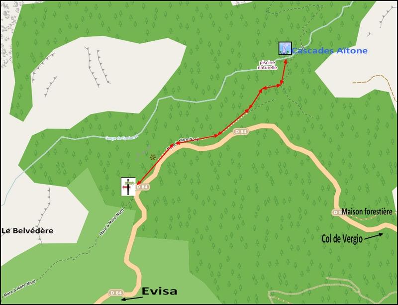 Cascade d'Aïtone Carte15