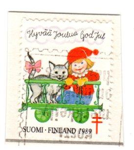 Bestimmung Marken Finland 198910