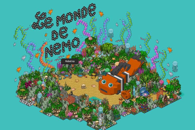 [FR] Gioco Le monde de Nemo #1 Nemo10