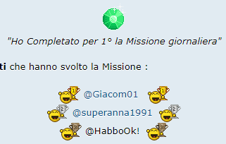 [HLF] Esito Missione: La frase originale #19 - Pagina 2 Verde10