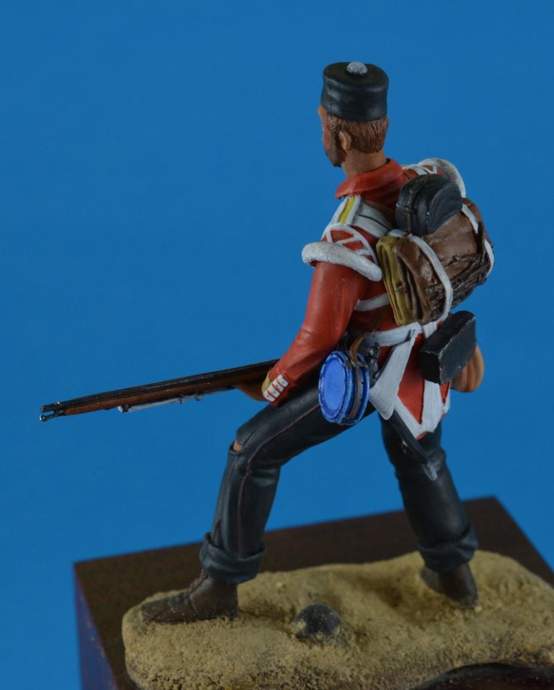 Soldat du 77th East Middlessex Crimée 1854 Arrier10
