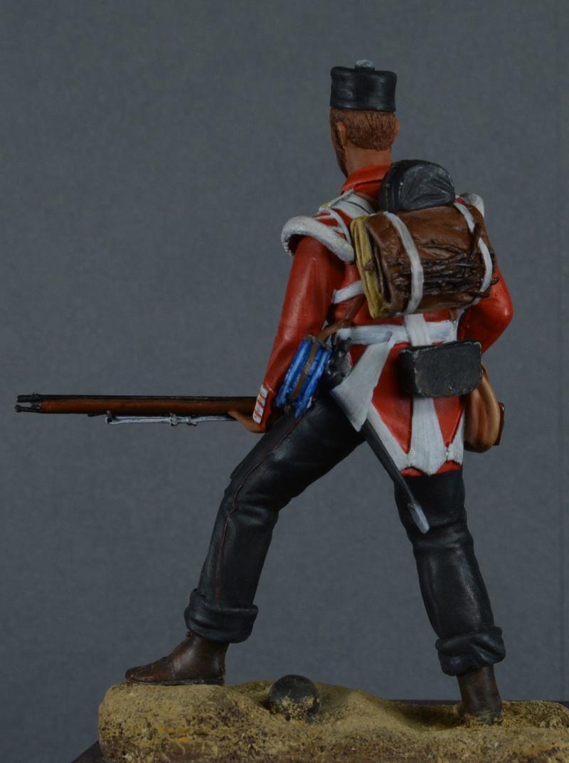 Soldat du 77th East Middlessex Crimée 1854 Arrier11