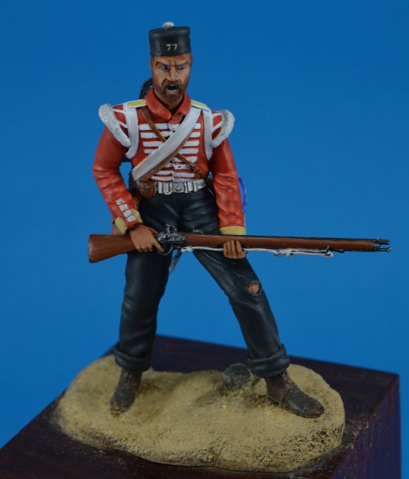 Soldat du 77th East Middlessex Crimée 1854 Face_110