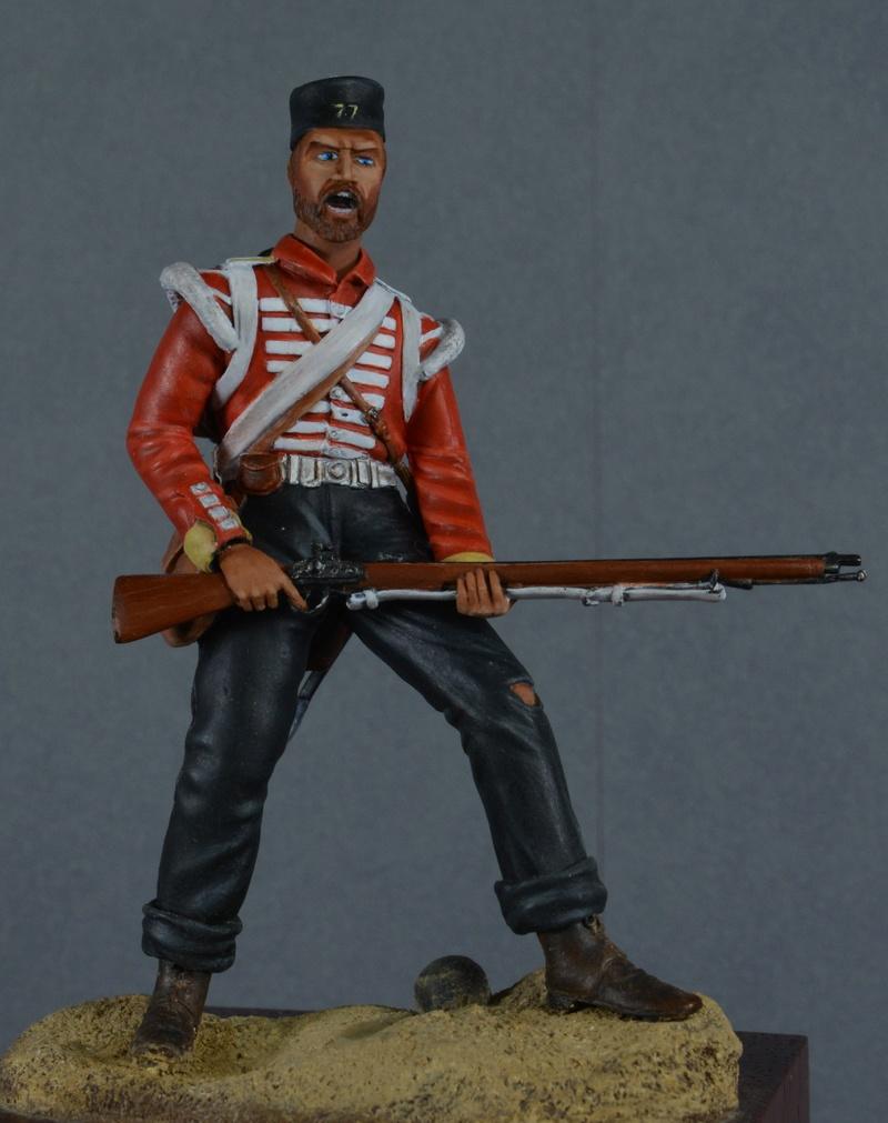 Soldat du 77th East Middlessex Crimée 1854 Face_210