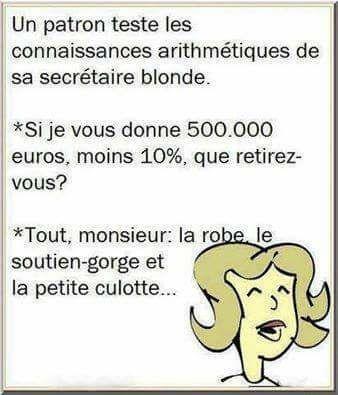 HUMOUR : Histoires de blondes  - Page 38 21430110