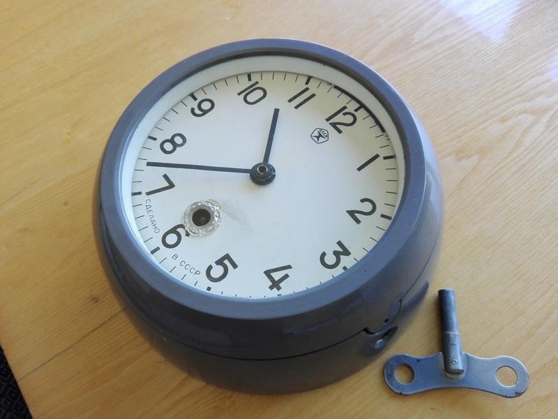Horloge de marine Vostok _57c10