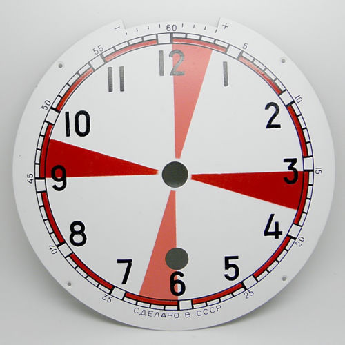 Horloge de marine Vostok Dialrr10
