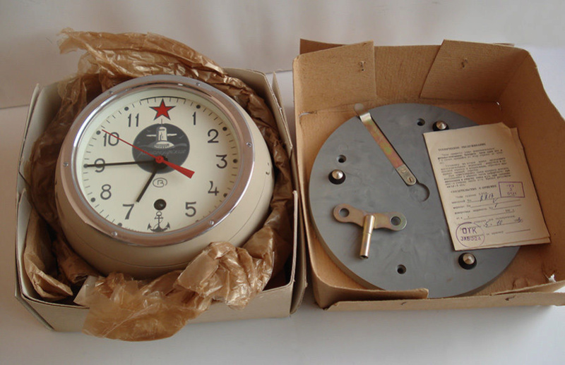 Horloge de marine Vostok Genera10