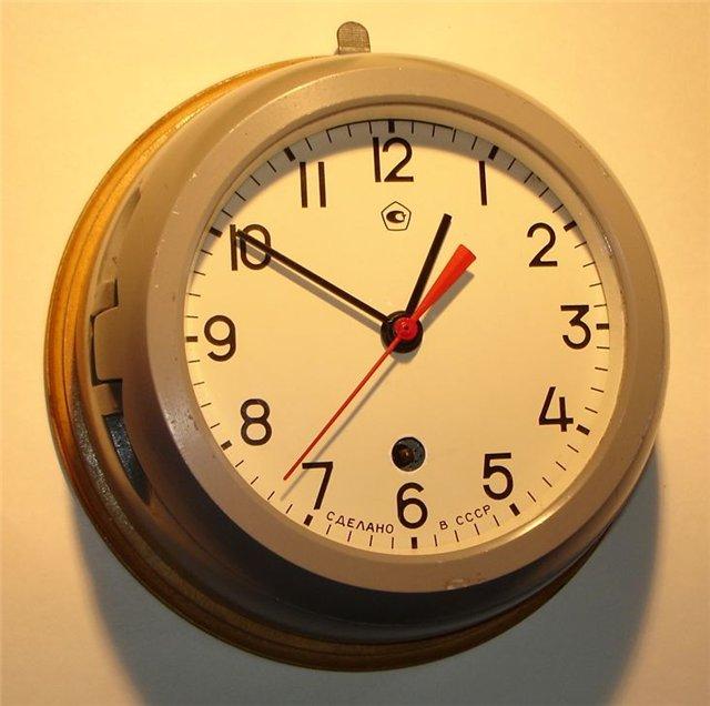Horloge de marine Vostok Genera11