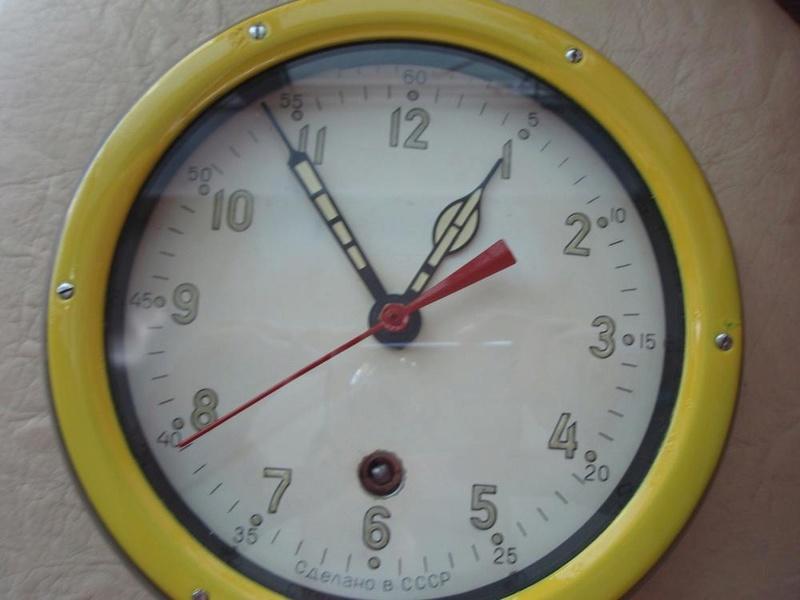 Horloge de marine Vostok Genera13