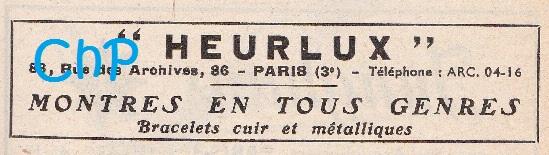 Les marques soviétiques pour l'exportation - Page 3 Heurlu11