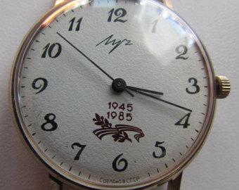 Les montres soviétiques commémoratives de la victoire  Luch1910