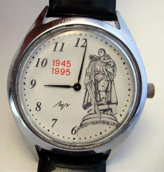 Les montres russes commémoratives de la victoire Luch1911