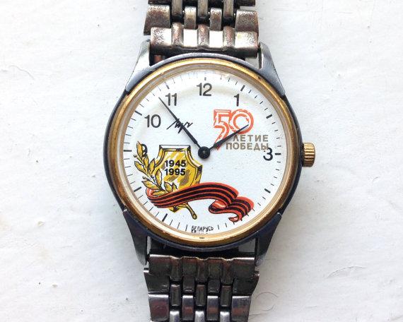Les montres russes commémoratives de la victoire Luch1913