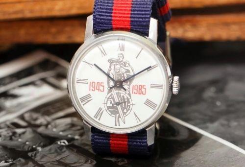 Les montres soviétiques commémoratives de la victoire  Pobeda11