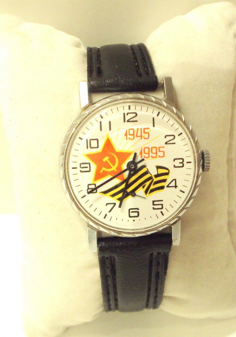 Les montres russes commémoratives de la victoire Pobeda25