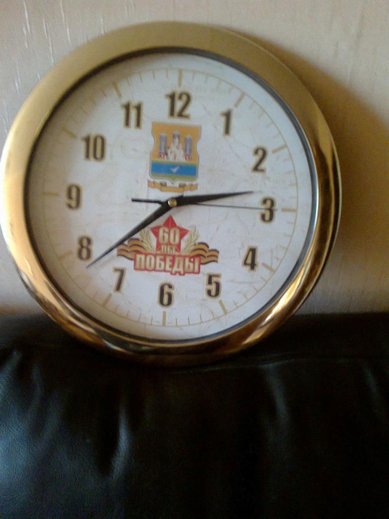 Les montres russes commémoratives de la victoire Quartz13