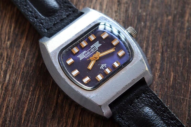 Les montres soviétiques commémoratives de la victoire  Televi10