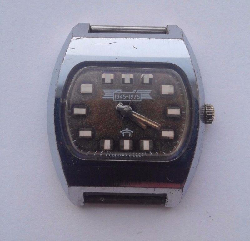 Les montres soviétiques commémoratives de la victoire  Televi11