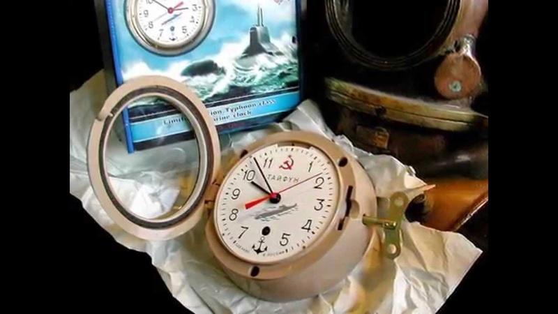 Horloge de marine Vostok Typhoo10
