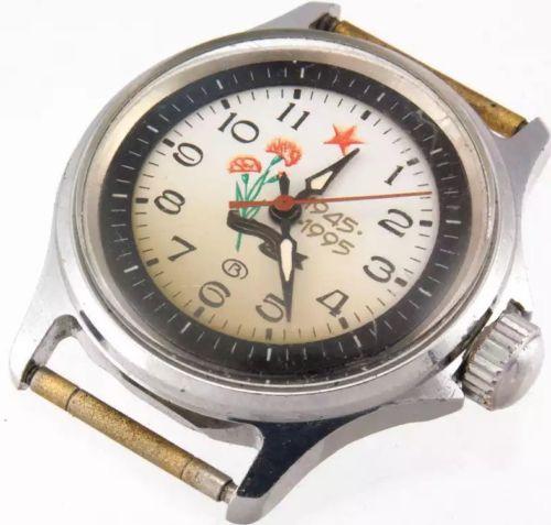 Les montres russes commémoratives de la victoire Vostok33