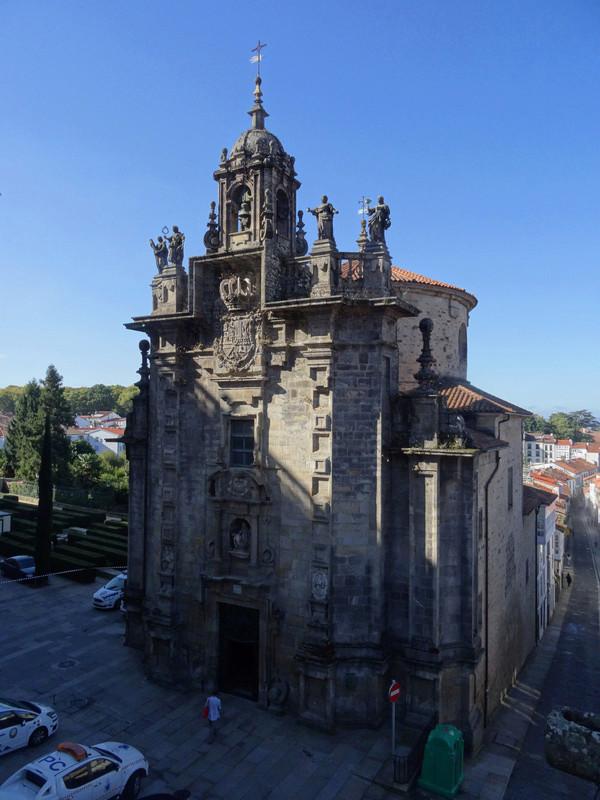 Santiago de Compostela  Dsc03611