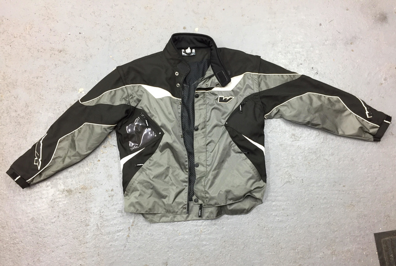 [veste cross quad WEX] 513
