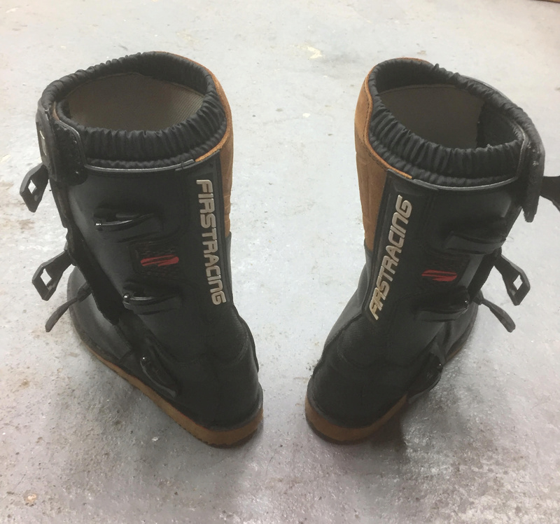 bottes cross quad firstracing 813