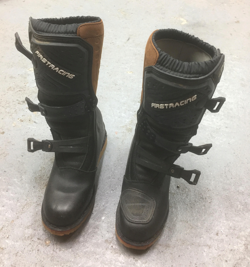 bottes cross quad firstracing 913