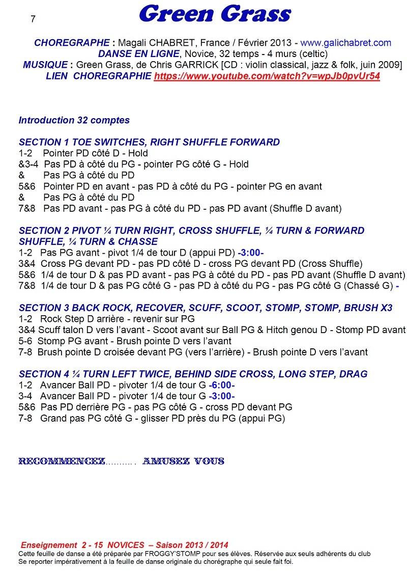 CHOREGRAPHIES 2013/2014 DÉBUTANTS - NOVICES - INTERMEDIAIRES 7_jpg11