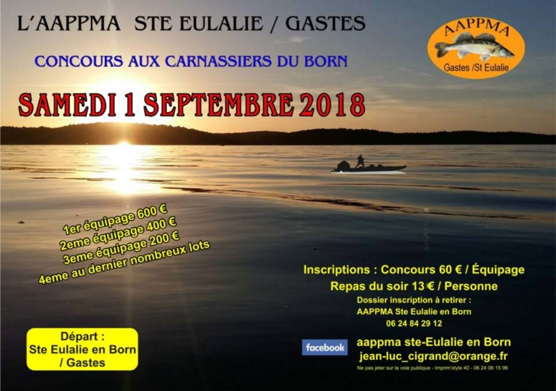Concours Ste Eulalie / Gastes 37245010