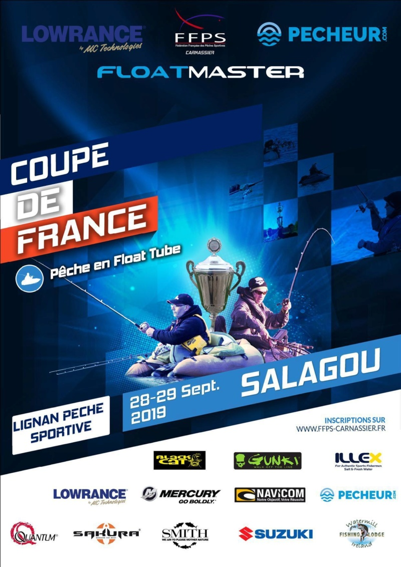 Coupe de France club float FFPS Affich14