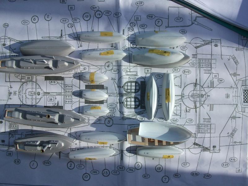 HMS HANNIBAL 1/96  (Predreadnought) DEAN'S MARINE - Page 7 Dscf3020