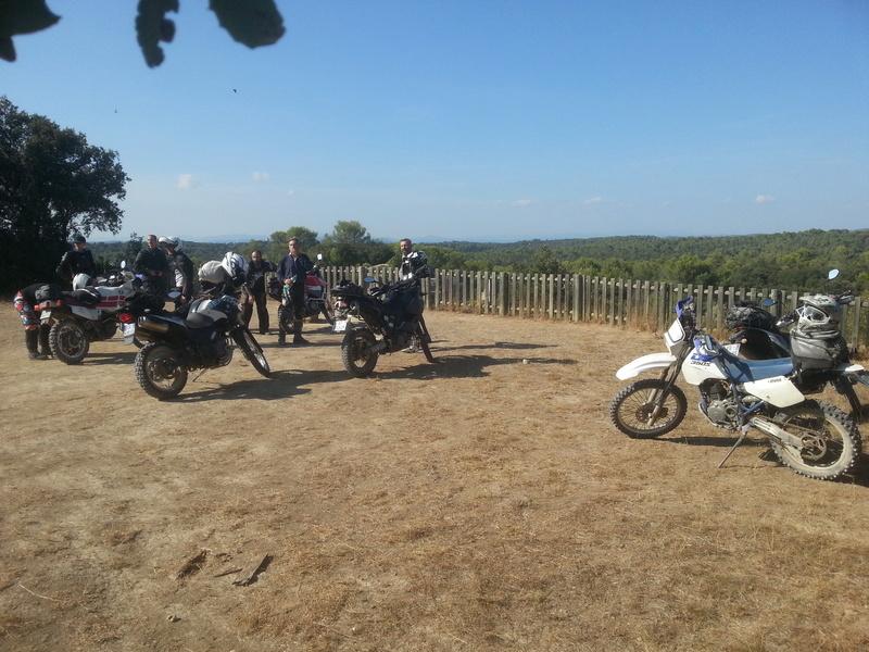 Balade trail le 24 septembre prés de Nîmes - Page 3 20170911