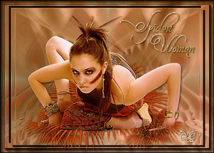 Spider woman  PFS Tuto_s13