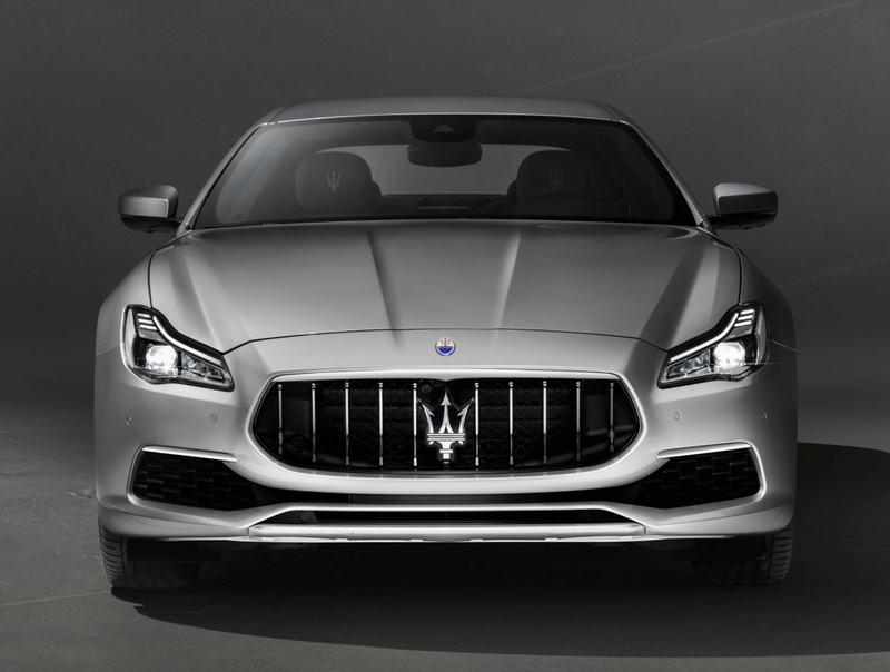 2017 - [Maserati] Quattroporte restylée Masera10