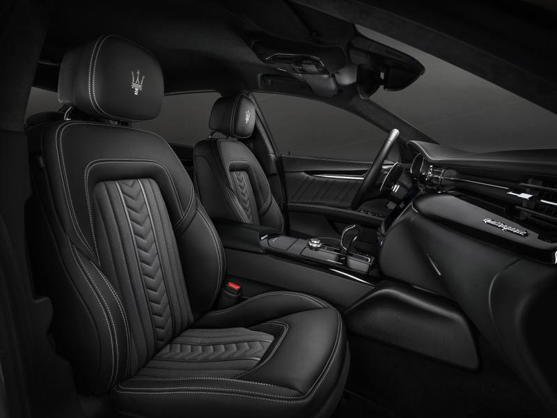 2017 - [Maserati] Quattroporte restylée Masera14