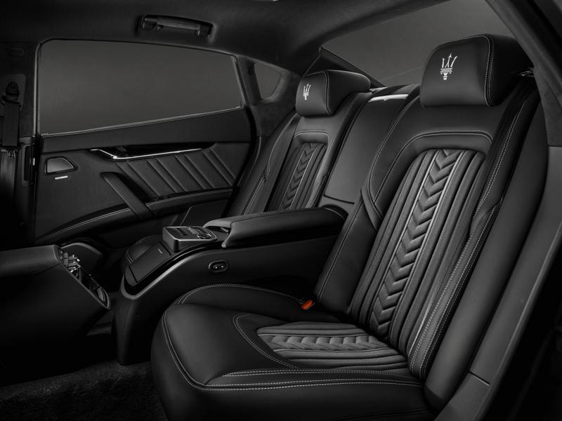 2017 - [Maserati] Quattroporte restylée Masera15