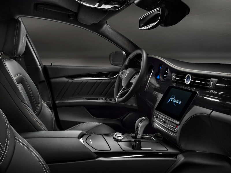 2017 - [Maserati] Quattroporte restylée Masera16