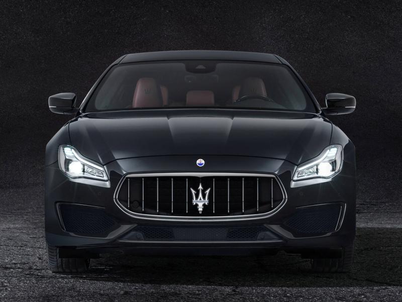 2017 - [Maserati] Quattroporte restylée Masera17